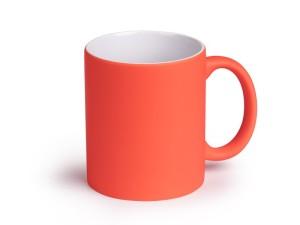 reklamni materijal - keramika i staklo - LASSI NEON - boja neon-oranz