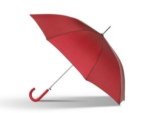 reklamni materijal - kisobrani - NIMBUS - boja crvena