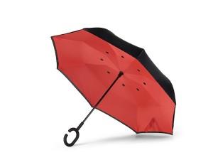 reklamni materijal - kisobrani - PAMPAS - boja crvena