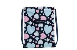reklamni materijal-sportske i putne torbe-HEARTS-torba za sport-boja crna