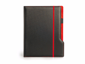 reklamni-materijal-swa-tim-seminar-poslovna-fascikla-od-eko-koze-izmenjivi-blok-a4-digitron-drzac-za-olovku-crvena