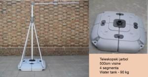 reklamni materijal-swa-tim-MOBILNI-JARBOLI-teleskopski-jarbol-5m-visine