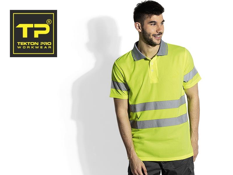 reklamni-materijal-swa-tim-reklamna-galanterija-tekstil-radna-oprema-radna-majica-VISION-POLO-boja-neon-zuta